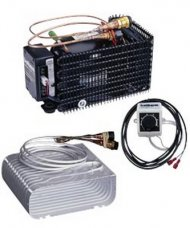 "Compact Classic 2001 Air Cooled Small ""O"" Evaporator"