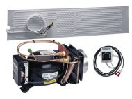 Compact Classic 2013 Air Cooled Large Flat Evaporator