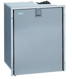Isotherm Cruise 63 Stainless Steel Freezer AC/DC Right Swing