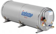BASIC water heater, 75L, 20 gal, dbl heat exchanger, 115v/750w