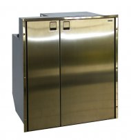 Isotherm Cruise 200 Fridge/Freezer Stainless Steel
