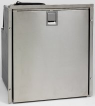 Isotherm Cruise 65 Stainless Steel Deep Freezer AC/DC Left Swing