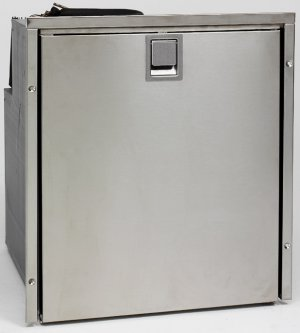 Isotherm Cruise 65 Stainless Steel Deep Freezer AC/DC Right Swing