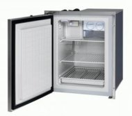 Isotherm Cruise 63 Stainless Steel Freezer AC/DC - Left Swing