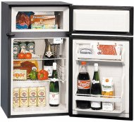 Isotherm Cruise 90 BIG Refrigerator/Freezer Black Door, DC only
