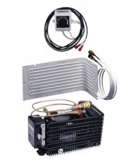"Compact Classic 2010 Air Cooled Large ""L"" Evaporator"