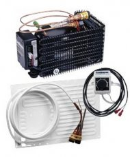 Compact Classic GE80 Air Cooled Flat Evaporator