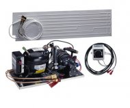 Compact Water-Cooled 2513 Large Evaporator