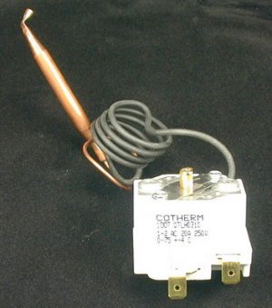 Thermostat for Basic and Slim Water Heaters