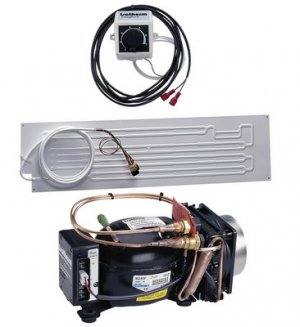 Compact Classic 2012 Air Cooled Flat Evaporator