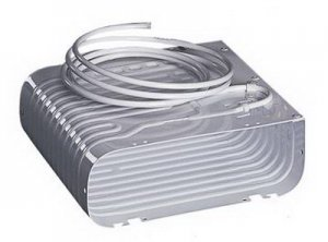 O-shaped evaporator for Cruise 49/65, no couplings