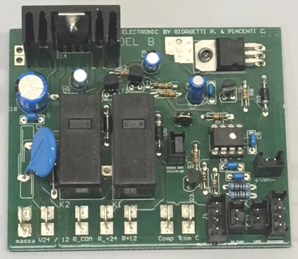Control Board for Frost Free Drawer 65 refrigerator [IS-SEG00036DA