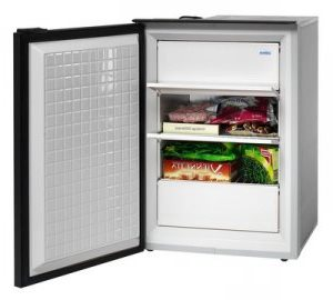 Isotherm Cruise 90 Classic Deep Freezer AC/DC Left Swing